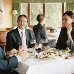 Étkezés kiküldetés alatt